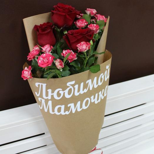 Букет роз2