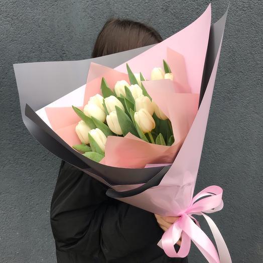 Букет Тюльпанов 15 шт