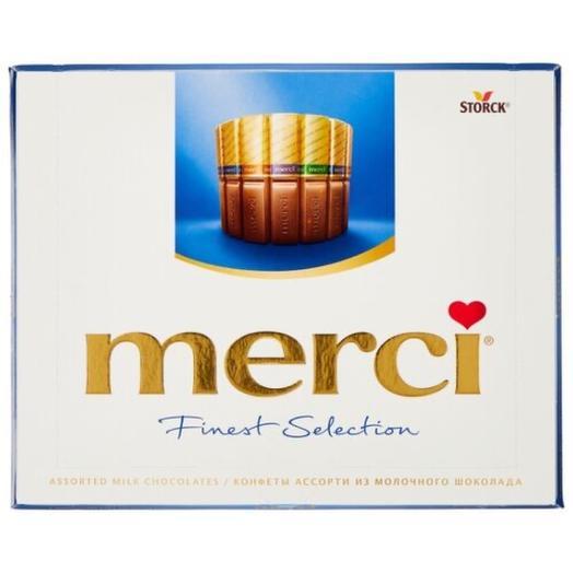 Конфеты «Mersi»