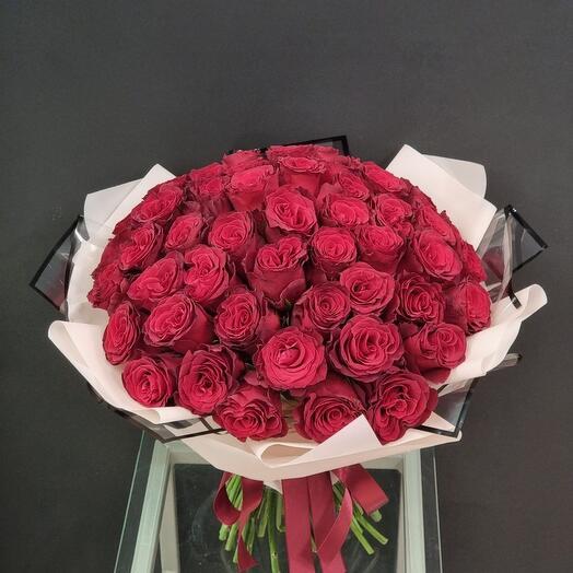 51 Роза премиум Родос