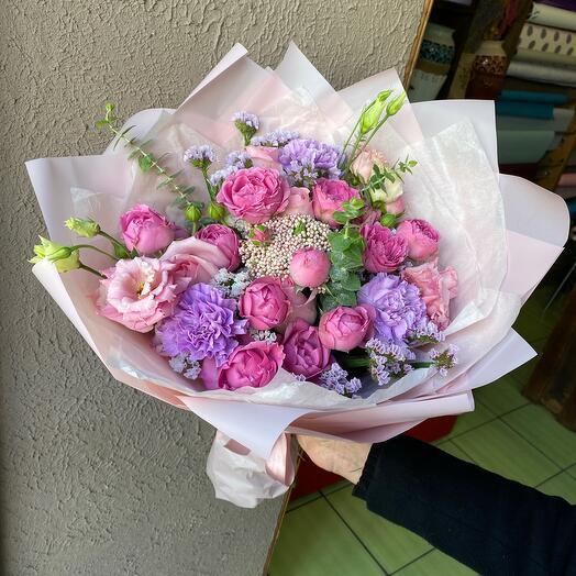 Розовый рай