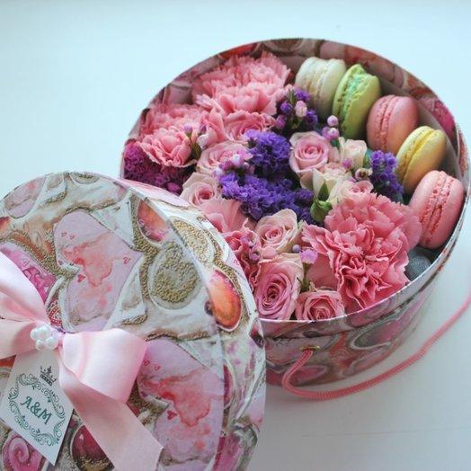 Микс Круглый: букеты цветов на заказ Flowwow