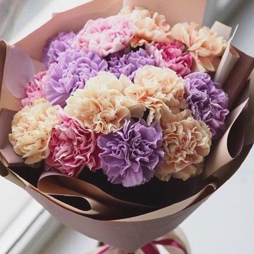 Мерлен мидл: букеты цветов на заказ Flowwow