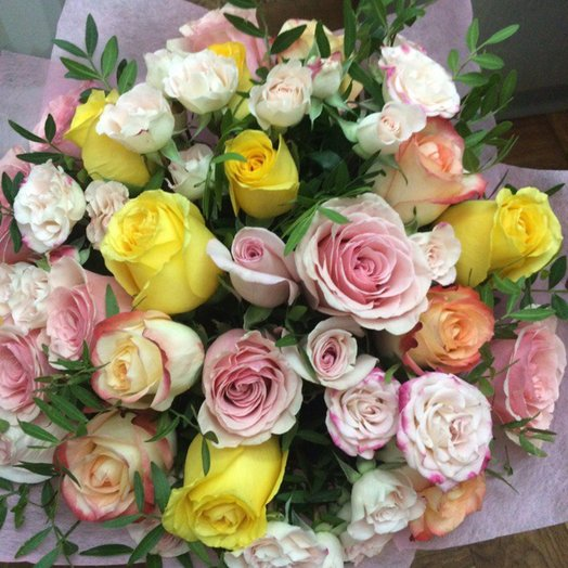 Букет Александра : букеты цветов на заказ Flowwow