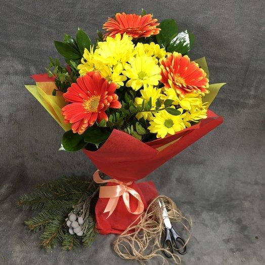"""Букет """" Фламенко"""": букеты цветов на заказ Flowwow"""