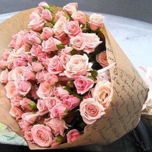 """Букет """"Для тебя"""": букеты цветов на заказ Flowwow"""