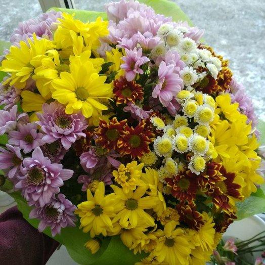 Букет Вальс цветов: букеты цветов на заказ Flowwow