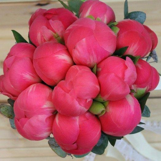 Qween pink: букеты цветов на заказ Flowwow