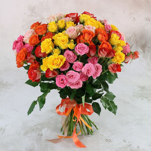"Bouquet ""Brightness"""