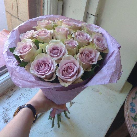 Просто с любовью: букеты цветов на заказ Flowwow