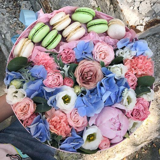Box 12: букеты цветов на заказ Flowwow