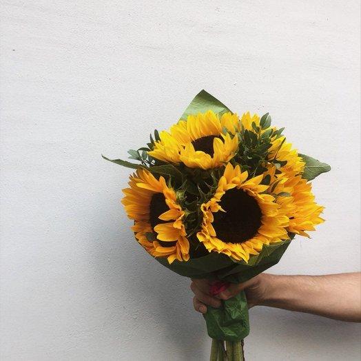 Yellow Label: букеты цветов на заказ Flowwow