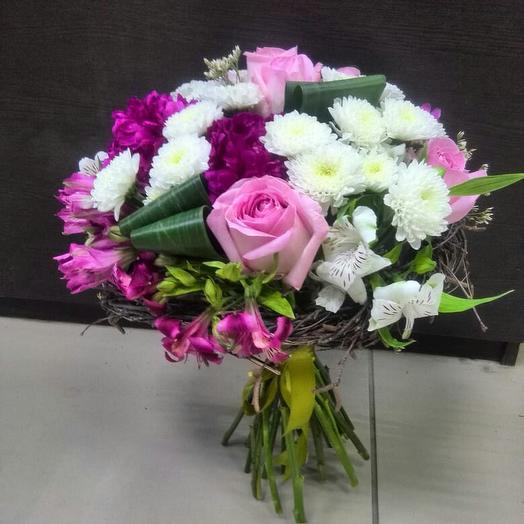 """Букет сборный """"Лиана"""": букеты цветов на заказ Flowwow"""