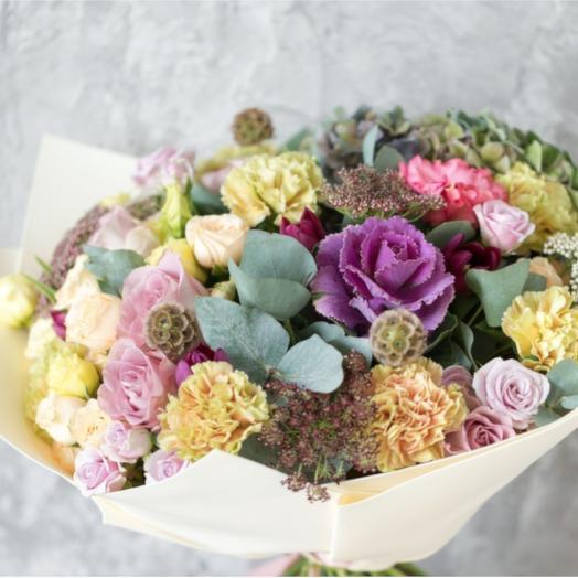 Доброе утро, любимая: букеты цветов на заказ Flowwow