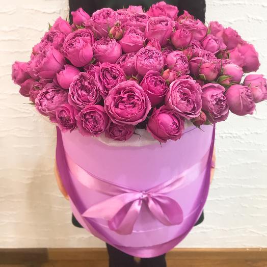 Пионовидное счастье: букеты цветов на заказ Flowwow