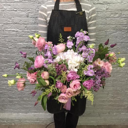 Лето в Провансе: букеты цветов на заказ Flowwow
