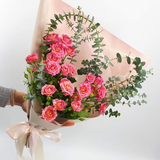 От чистого сердца: букеты цветов на заказ Flowwow