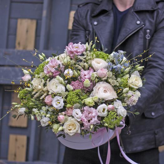 Изящная Салина: букеты цветов на заказ Flowwow