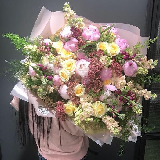 Королевский шик: букеты цветов на заказ Flowwow
