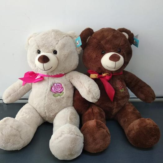 Медведь плюшевый маши и медвед пара 😍: букеты цветов на заказ Flowwow