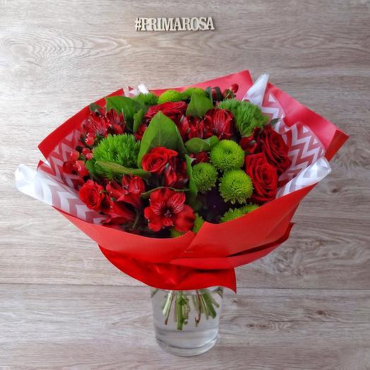 """Букет """"Яркий день"""": букеты цветов на заказ Flowwow"""