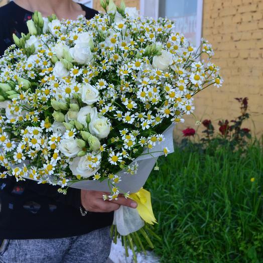 Чудесный букет: букеты цветов на заказ Flowwow