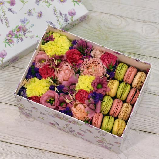 Dream box: букеты цветов на заказ Flowwow