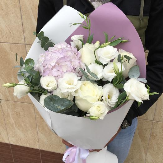 Стэфани: букеты цветов на заказ Flowwow