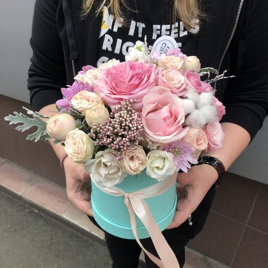 Нежнейшая ️: букеты цветов на заказ Flowwow