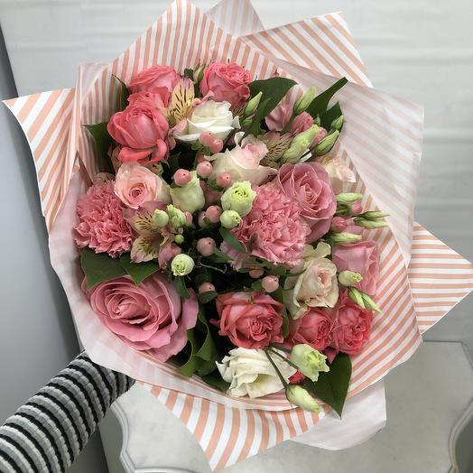 Леденец 🍭: букеты цветов на заказ Flowwow