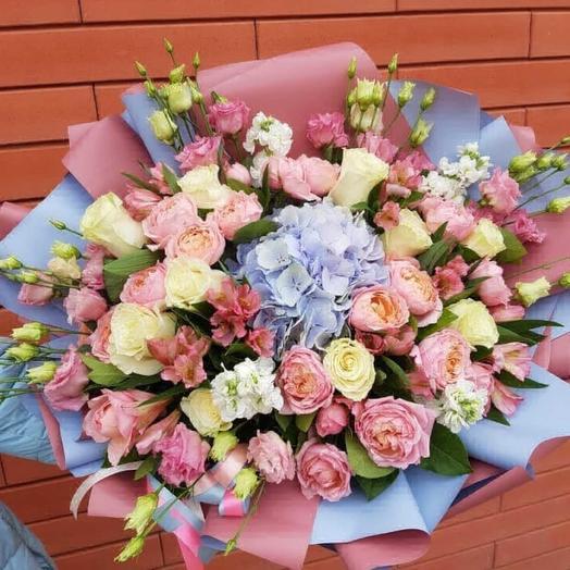 Гордая моя: букеты цветов на заказ Flowwow