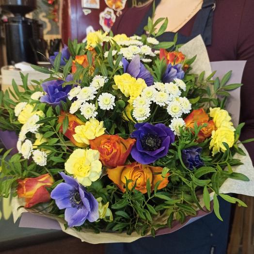 Маки: букеты цветов на заказ Flowwow