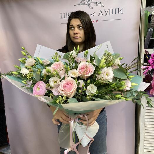 Грезы о лете: букеты цветов на заказ Flowwow