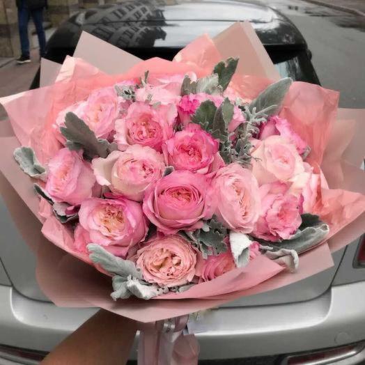 Нежное чувство: букеты цветов на заказ Flowwow
