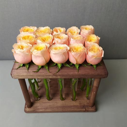 Галант: букеты цветов на заказ Flowwow