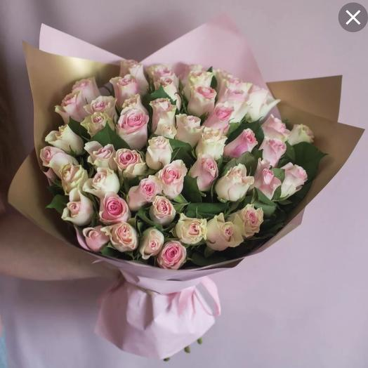 Роза микс 51