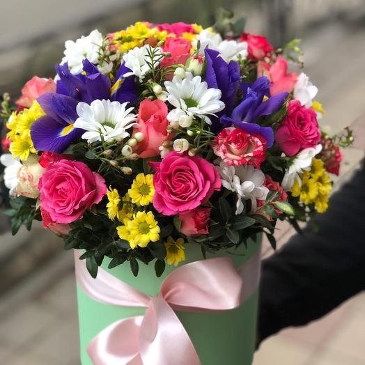 Эйфория: букеты цветов на заказ Flowwow