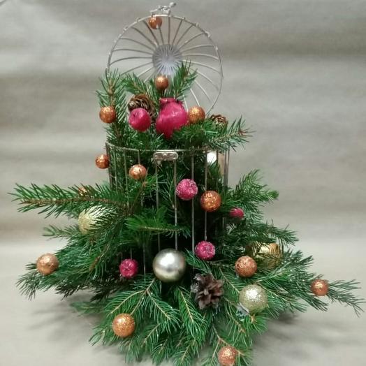 Новогоднее чудо)