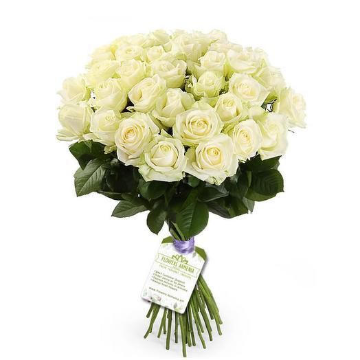 37 Белых Роз