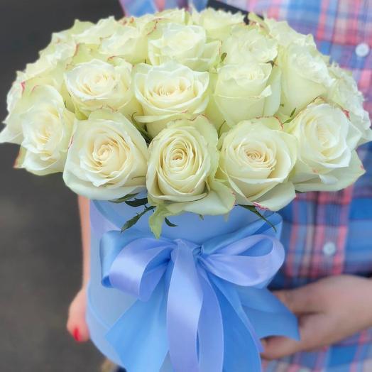 Box of 25 Roses Ecuador