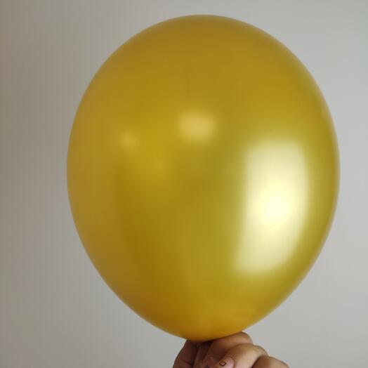 Воздушный шар/Металлик экстра