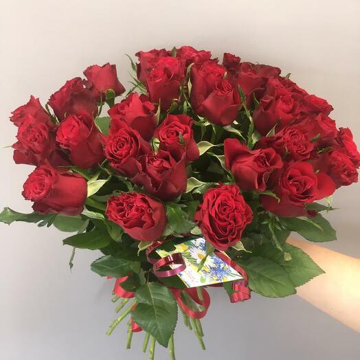 33 Кенийских розы