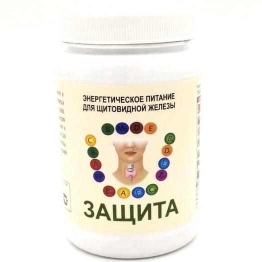 Кедровое питание Защита для щитовидной железы