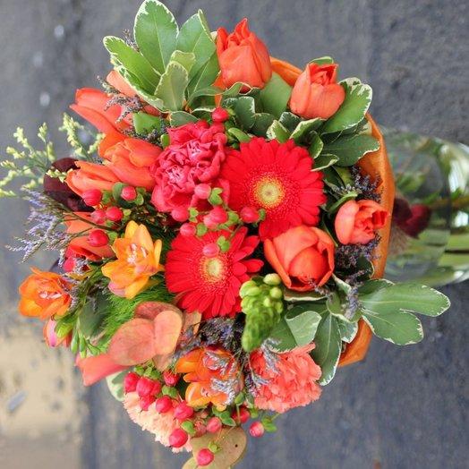 Пилигрим: букеты цветов на заказ Flowwow