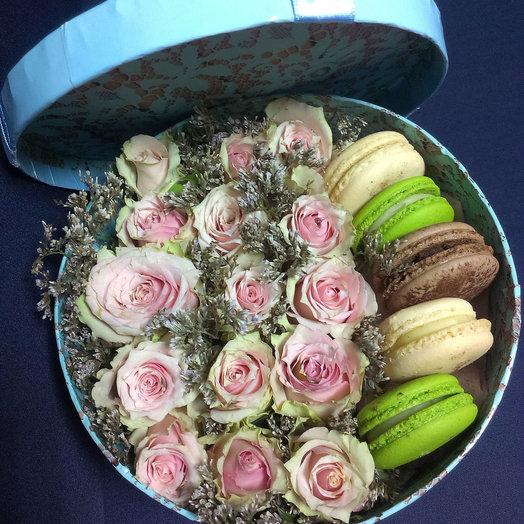 Коробочка 210: букеты цветов на заказ Flowwow