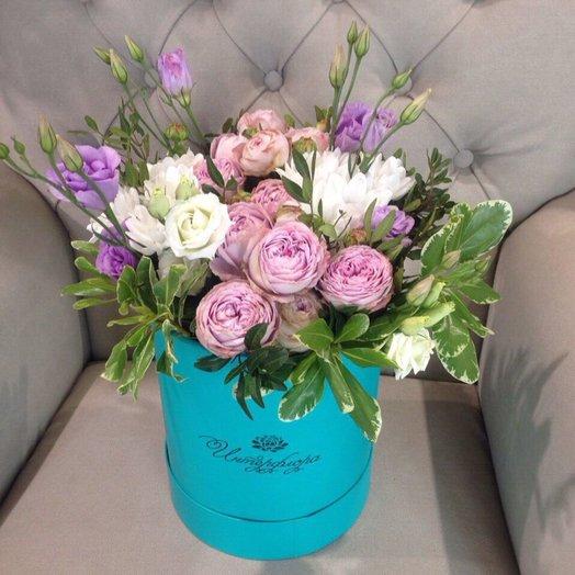 Букет 246: букеты цветов на заказ Flowwow