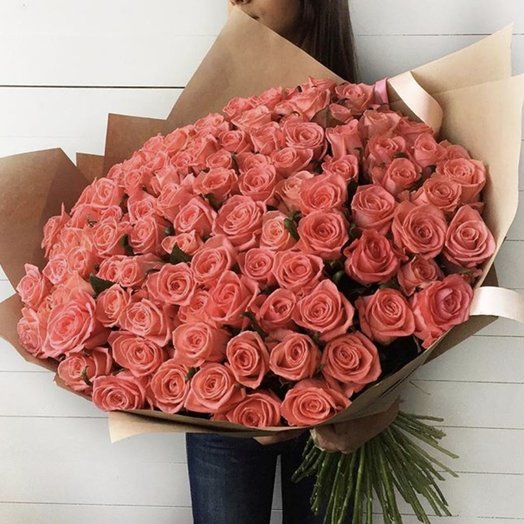 Настоящие чувства: букеты цветов на заказ Flowwow