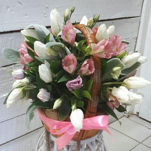 Милый комплимент: букеты цветов на заказ Flowwow