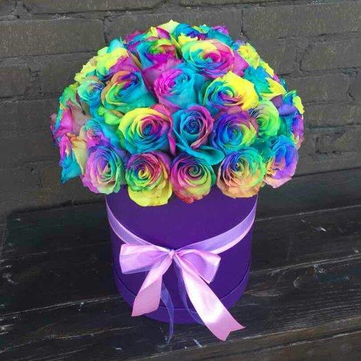 Бомба): букеты цветов на заказ Flowwow