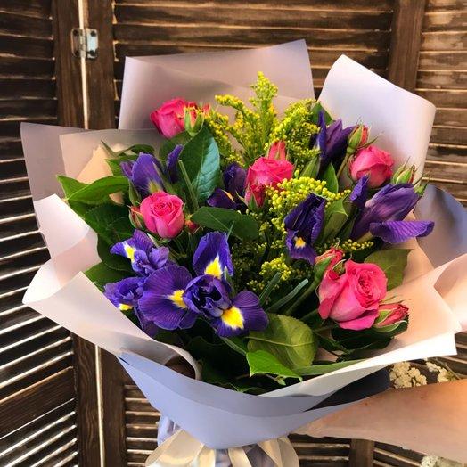 "Букет ""Изысканность"": букеты цветов на заказ Flowwow"